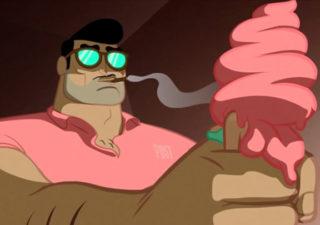 Animation : Havana Heat par McBess & Simon #nsfw