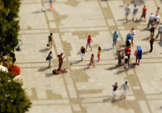 Tilt-Shift : Pocket Poland 1