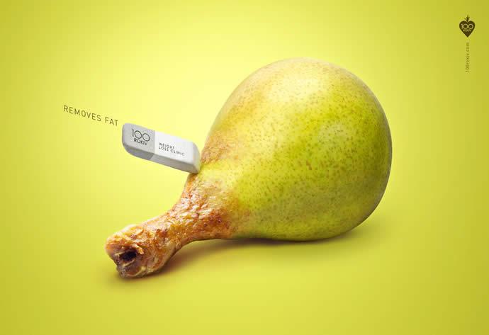 70 publicités designs et créatives d'Octobre 2012 30