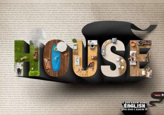 70 publicités designs et créatives d'Octobre 2012