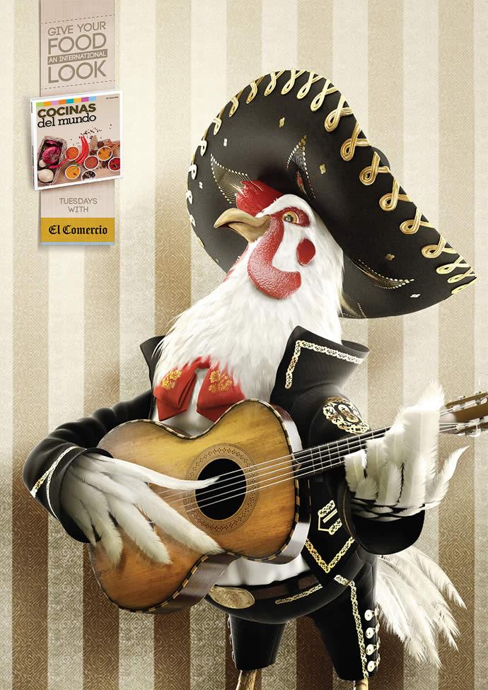 70 publicités designs et créatives d'Octobre 2012 52