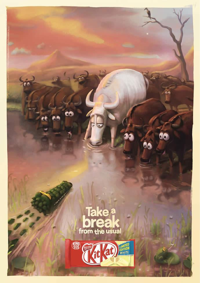 70 publicités designs et créatives d'Octobre 2012 3