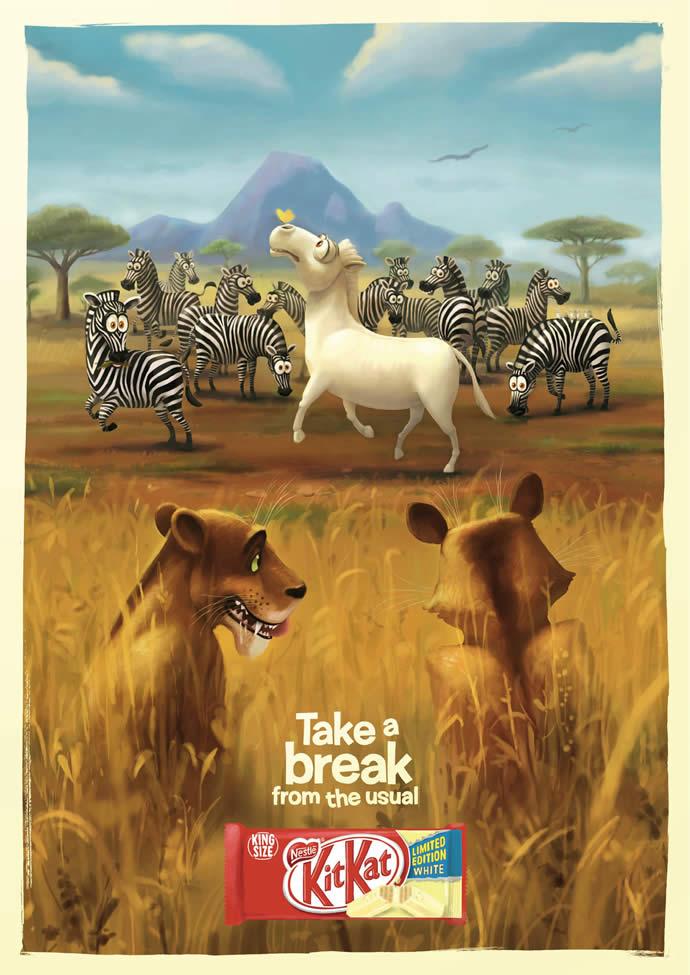 70 publicités designs et créatives d'Octobre 2012 5