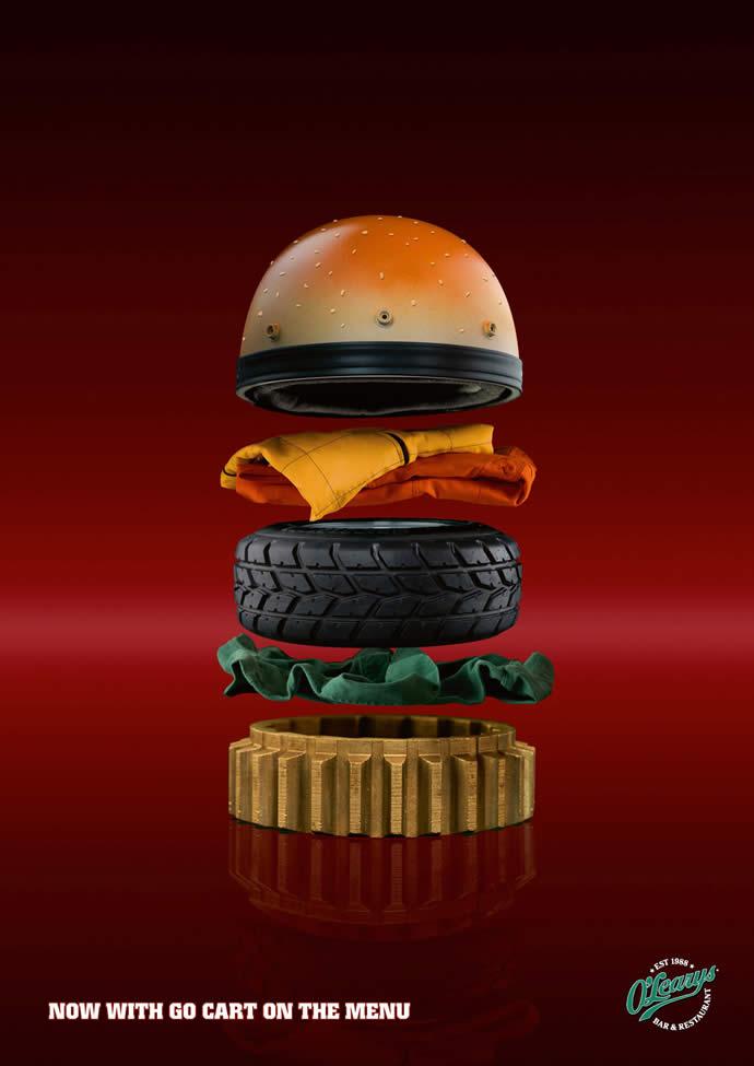 70 publicités designs et créatives d'Octobre 2012 11