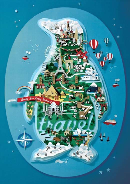 70 publicités designs et créatives d'Octobre 2012 16