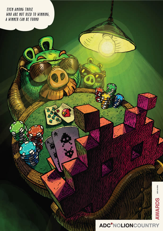 70 publicités designs et créatives d'Octobre 2012 35