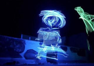 LightPainting : Freerun