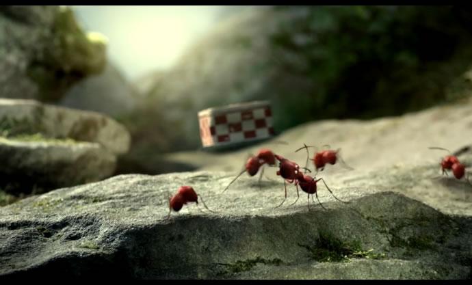 Animation : Teaser Minuscule La Vallée des Fourmis Perdues 3