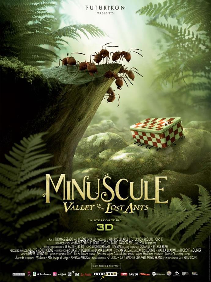 Animation : Teaser Minuscule La Vallée des Fourmis Perdues 4