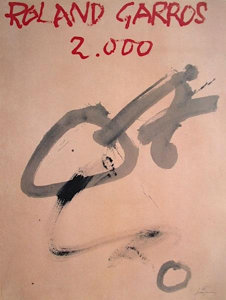 Graphisme : Toutes les affiches de Roland-Garros depuis 1980 14