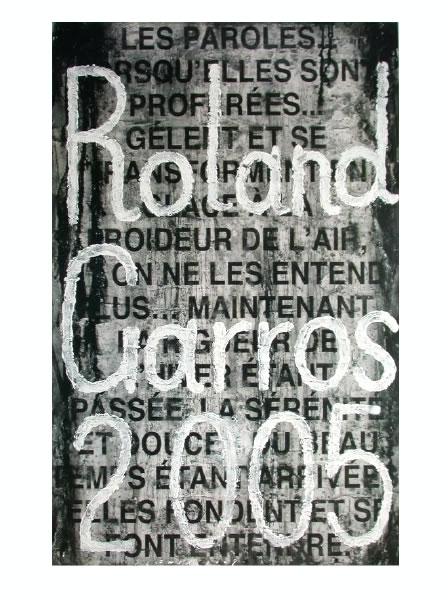 Graphisme : Toutes les affiches de Roland-Garros depuis 1980 9