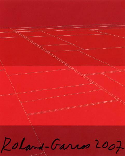 Graphisme : Toutes les affiches de Roland-Garros depuis 1980 7