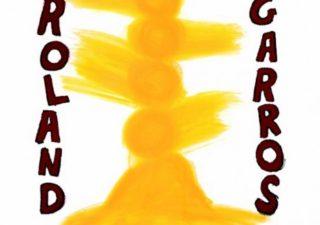 Graphisme : La nouvelle affiche curieuse de Roland-Garros 2013 par David Nash