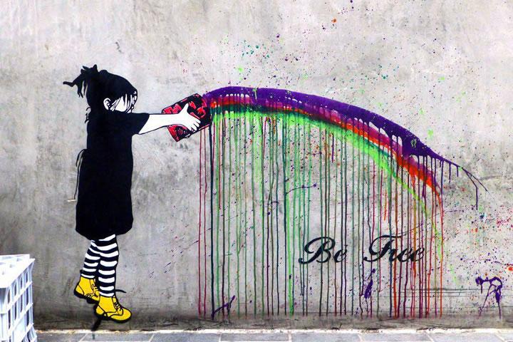 Street art vol13 10 70 street art fun et créatifs – vol 13