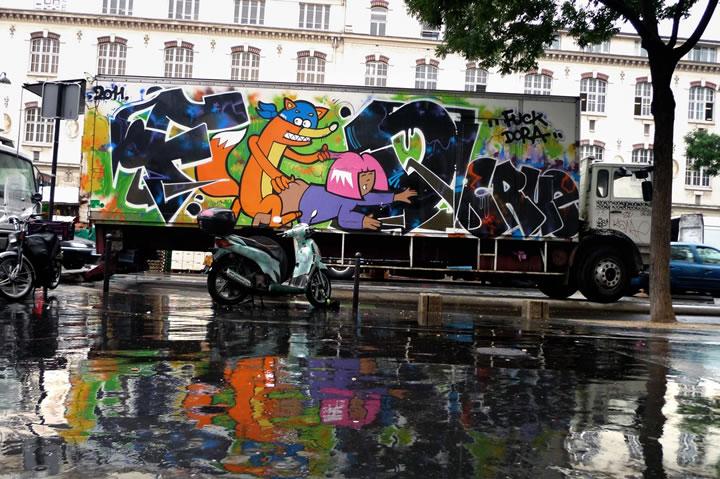Street art vol13 17 70 street art fun et créatifs – vol 13