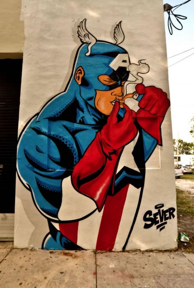 Street art vol13 56 70 street art fun et créatifs – vol 13