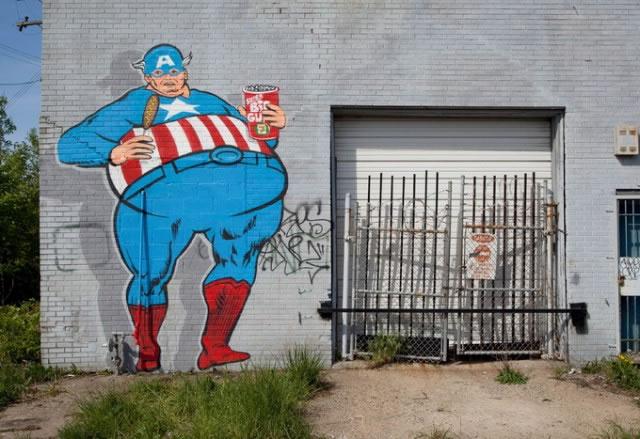 Street art vol13 58 70 street art fun et créatifs – vol 13