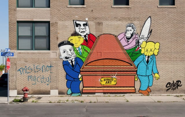 Street art vol13 59 70 street art fun et créatifs – vol 13