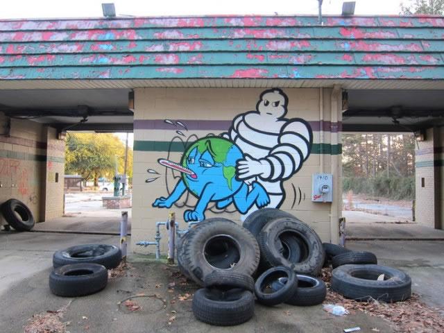 Street art vol13 61 70 street art fun et créatifs – vol 13