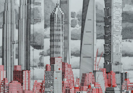 Illustration : The Happiness Machine de Mark Lascelles Thornton  11