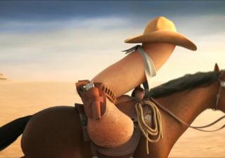 Court métrage supinfocom : Wanted Melody - Un Western Phallus 1