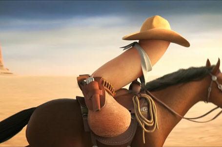 Court métrage supinfocom : Wanted Melody - Un Western Phallus 6