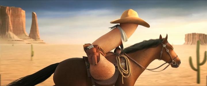 Court métrage supinfocom : Wanted Melody - Un Western Phallus 3