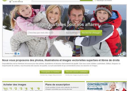 Ressource : Une banque d'images Depositphotos 11