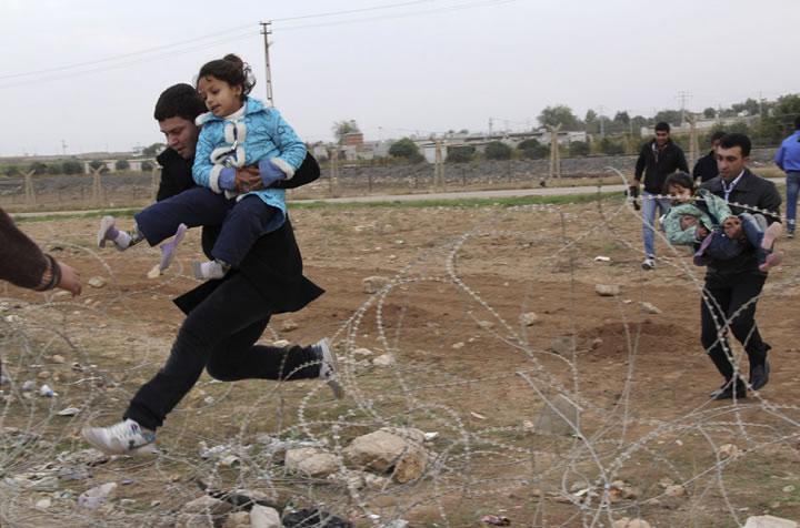 Les 95 meilleures photos de 2012 par Reuters 8