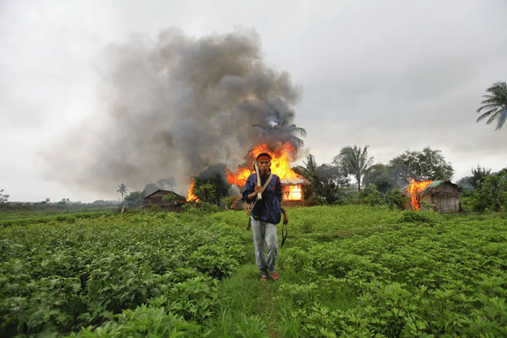Les 95 meilleures photos de 2012 par Reuters 13