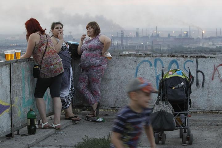 Les 95 meilleures photos de 2012 par Reuters 14