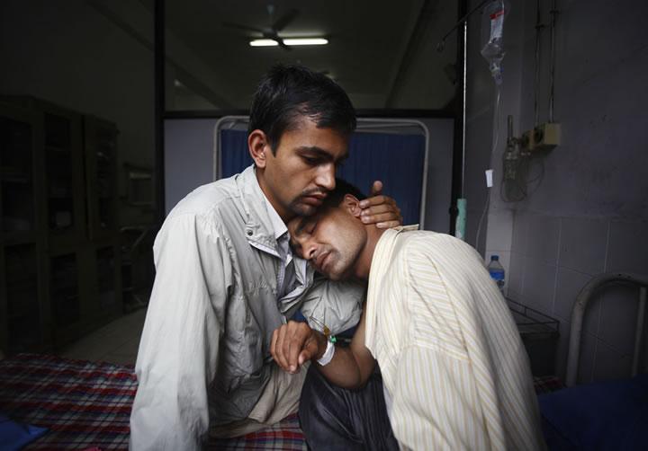 Les 95 meilleures photos de 2012 par Reuters 18