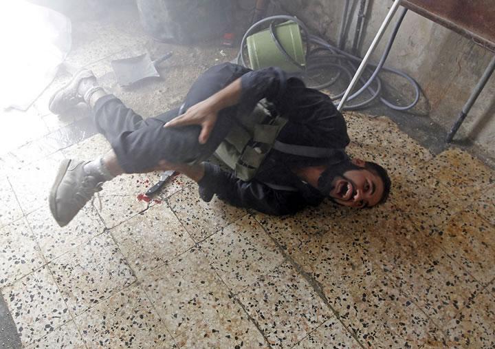 Les 95 meilleures photos de 2012 par Reuters 31