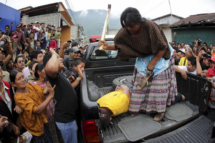 Les 95 meilleures photos de 2012 par Reuters 41
