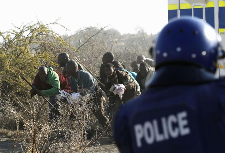 Les 95 meilleures photos de 2012 par Reuters 48