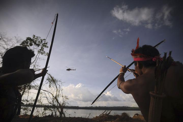 Les 95 meilleures photos de 2012 par Reuters 93
