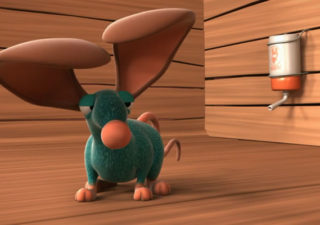 Animation : Mouse for sale 1