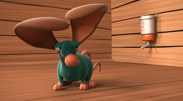 Animation : Mouse for sale 2