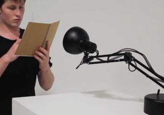 Concept : Pinokio, La vrai lampe Pixar