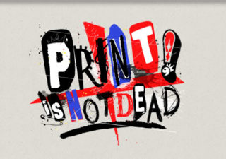 Concours : Print is Not Dead 1