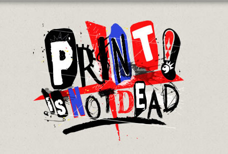 Concours : Print is Not Dead 6