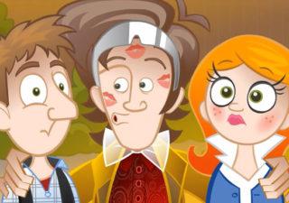 Mashup animation : Blink To The Future  1