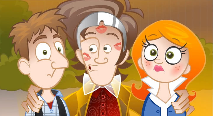 Blink To The Future - A Doctor Who BTTF Mashup