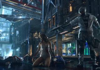 Teaser 3D : Cyberpunk 2077