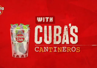 Motion Design : Havana Club Gap Year - I love Dust