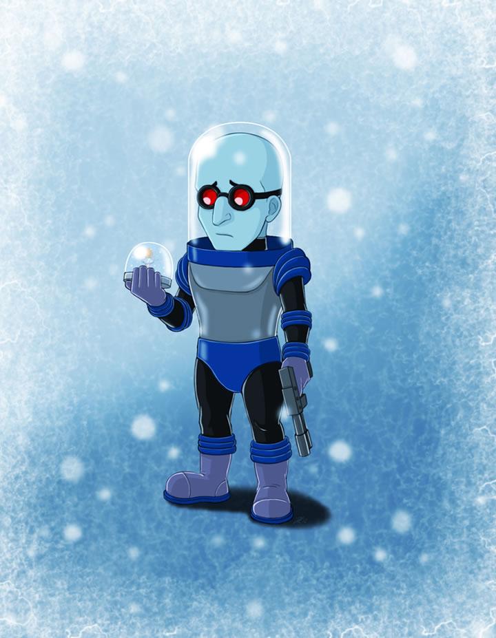 Illutration super-héros  Ryodita (11)