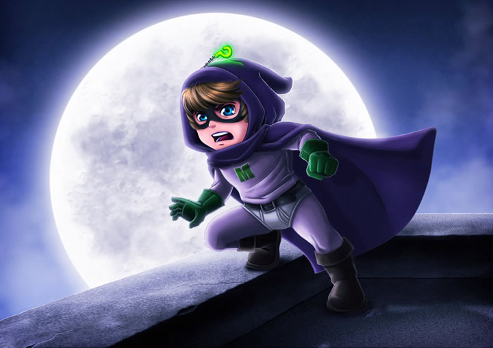 Illutration super-héros  Ryodita (12)