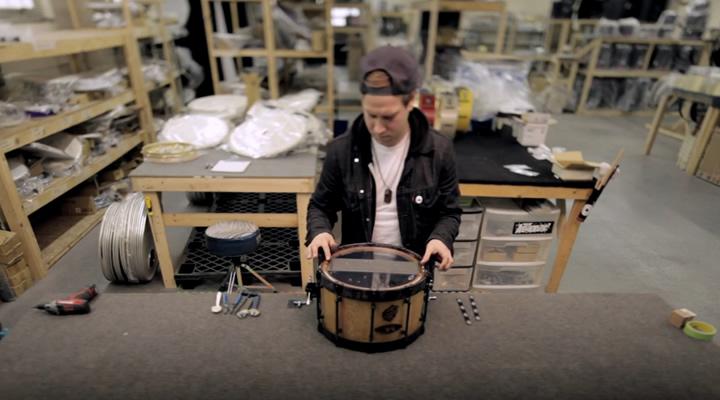 Jack Daniel's - The Whiskey Drum