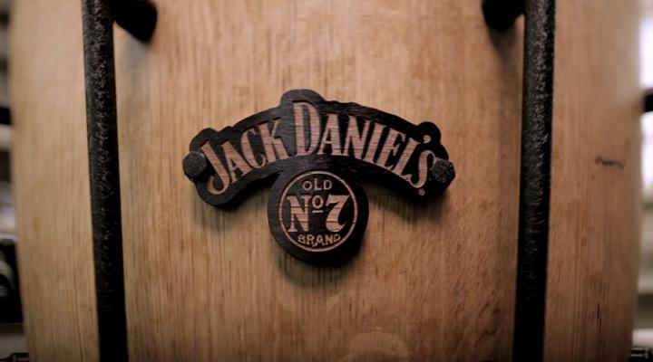 Jack Daniel's The Whiskey Drum