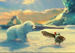 Court métrage : Les ours Coca-Cola produit par Ridley Scott
